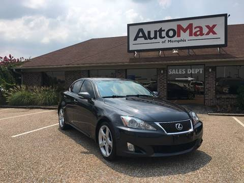 2009 Lexus IS 250 for sale at AutoMax of Memphis - ALVIN BAILEY in Memphis TN