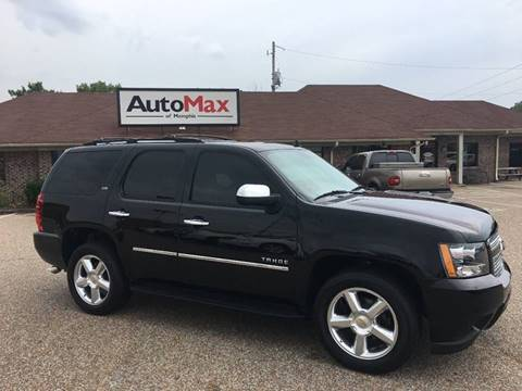 2011 Chevrolet Tahoe for sale at AutoMax of Memphis - David Harper in Memphis TN