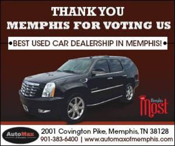 2008 Chevrolet Suburban for sale at AutoMax of Memphis - David Harper in Memphis TN