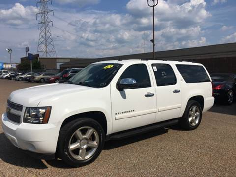 2008 Chevrolet Suburban for sale at AutoMax of Memphis - ALVIN BAILEY in Memphis TN