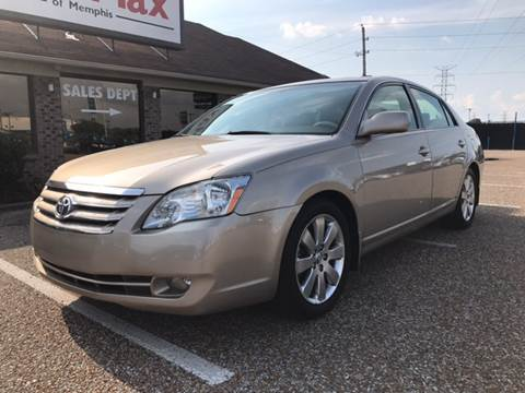 2006 Toyota Avalon for sale at AutoMax of Memphis in Memphis TN