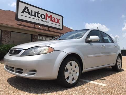2008 Suzuki Reno for sale at AutoMax of Memphis - Jason Wulff in Memphis TN
