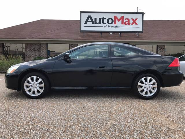 2006 Honda Accord for sale at AutoMax of Memphis - Jason Wulff in Memphis TN