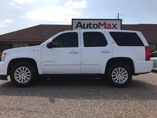 2009 Chevrolet Tahoe for sale at AutoMax of Memphis - Jason Wulff in Memphis TN