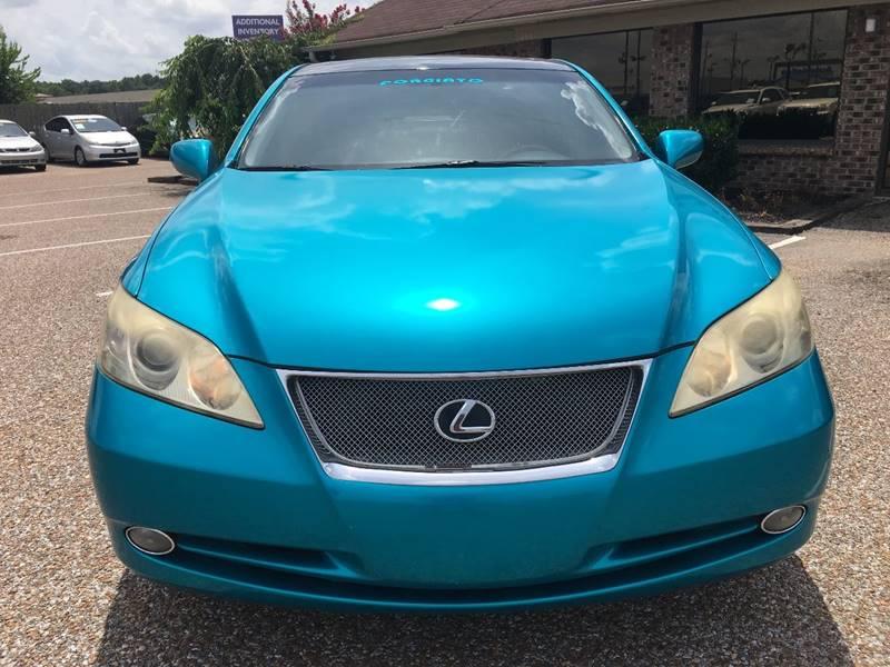 2008 Lexus ES 350 for sale at AutoMax of Memphis - David Harper in Memphis TN