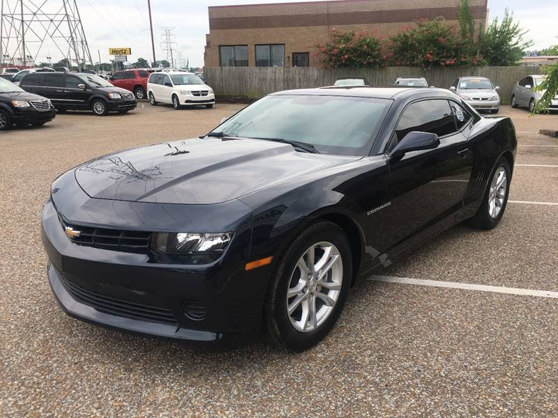 2014 Chevrolet Camaro for sale at AutoMax of Memphis - V Brothers in Memphis TN