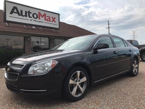2011 Chevrolet Malibu for sale at AutoMax of Memphis - Jason Wulff in Memphis TN