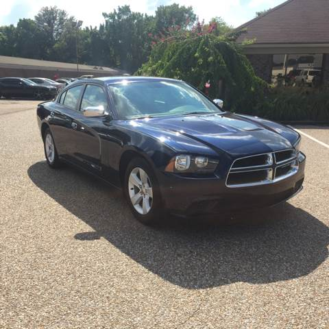 2013 Dodge Charger for sale at AutoMax of Memphis - Dallas Flowers - Darrell James in Memphis TN