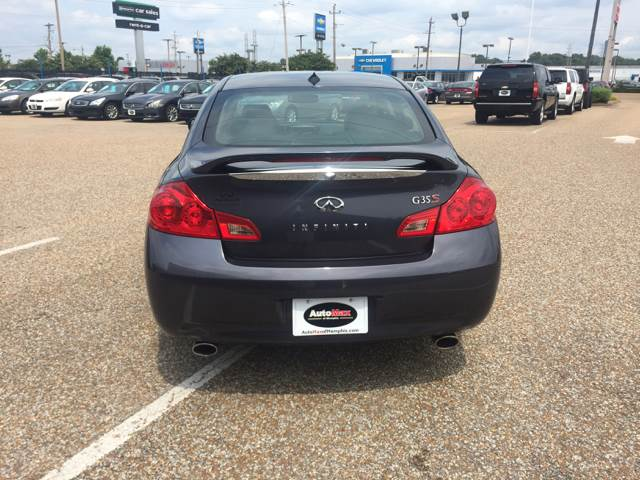 2007 Infiniti G35 for sale at AutoMax of Memphis - Dallas Flowers - Darrell James in Memphis TN