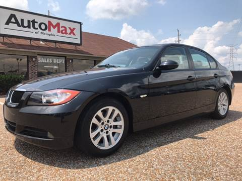 2007 BMW 3 Series for sale at AutoMax of Memphis - Jason Wulff in Memphis TN