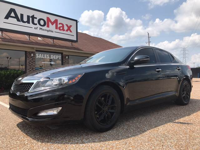 2013 Kia Optima for sale at AutoMax of Memphis - Jason Wulff in Memphis TN