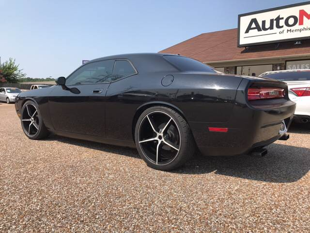 2010 Dodge Challenger for sale at AutoMax of Memphis - Jason Wulff in Memphis TN