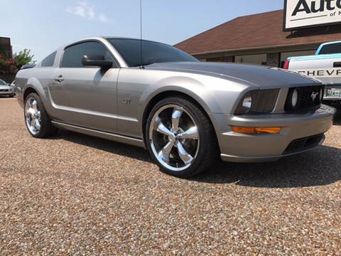 2008 Ford Mustang for sale at AutoMax of Memphis - Jason Wulff in Memphis TN