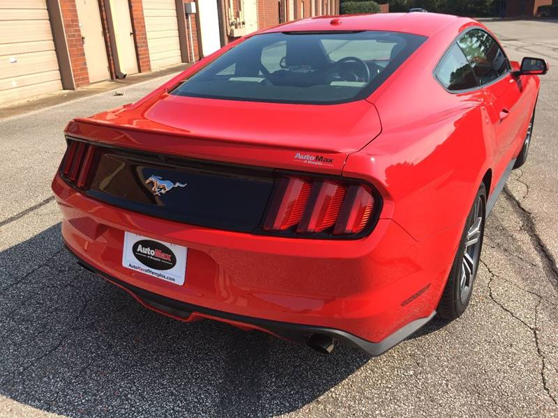 2017 Ford Mustang for sale at AutoMax of Memphis - V Brothers in Memphis TN