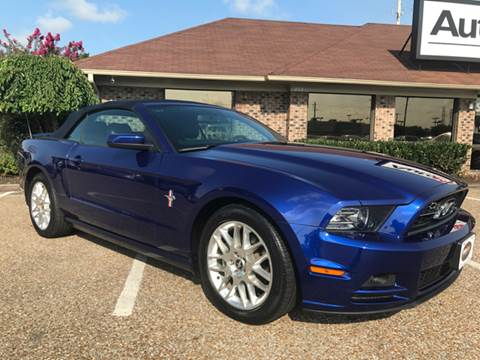 2014 Ford Mustang for sale at AutoMax of Memphis - Chris Anderson in Memphis TN