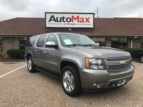 2009 Chevrolet Suburban for sale at AutoMax of Memphis - David Harper in Memphis TN