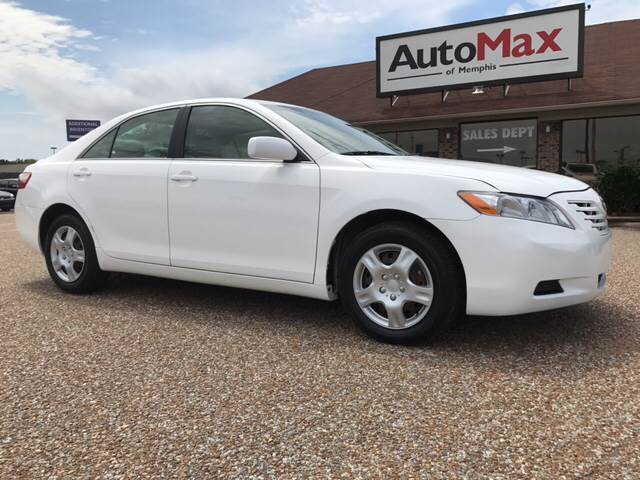 2007 Toyota Camry for sale at AutoMax of Memphis - Jason Wulff in Memphis TN