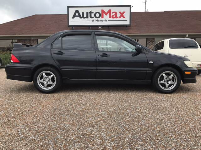 2003 Mitsubishi Lancer for sale at AutoMax of Memphis - Jason Wulff in Memphis TN