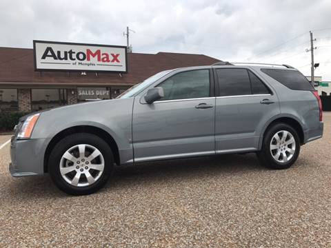 2008 Cadillac SRX for sale at AutoMax of Memphis - Jason Wulff in Memphis TN