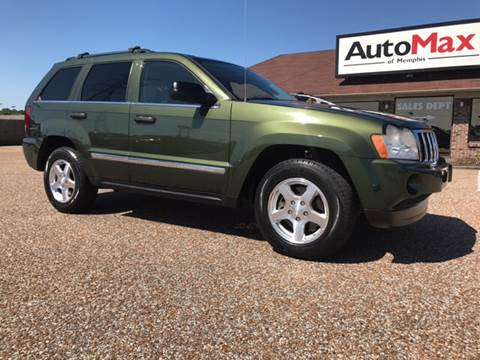 2007 Jeep Grand Cherokee for sale at AutoMax of Memphis - Jason Wulff in Memphis TN