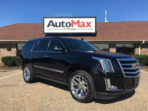 2015 Cadillac Escalade for sale at AutoMax of Memphis - V Brothers in Memphis TN