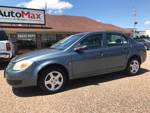 2007 Chevrolet Cobalt for sale at AutoMax of Memphis - Jason Wulff in Memphis TN