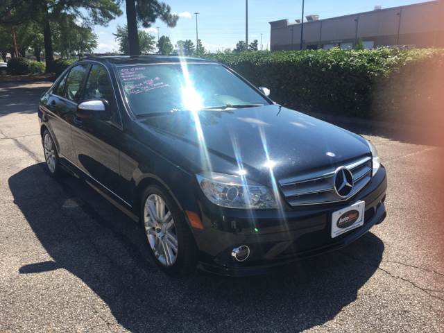 2009 Mercedes-Benz C-Class for sale at AutoMax of Memphis - Dallas Flowers - Darrell James in Memphis TN