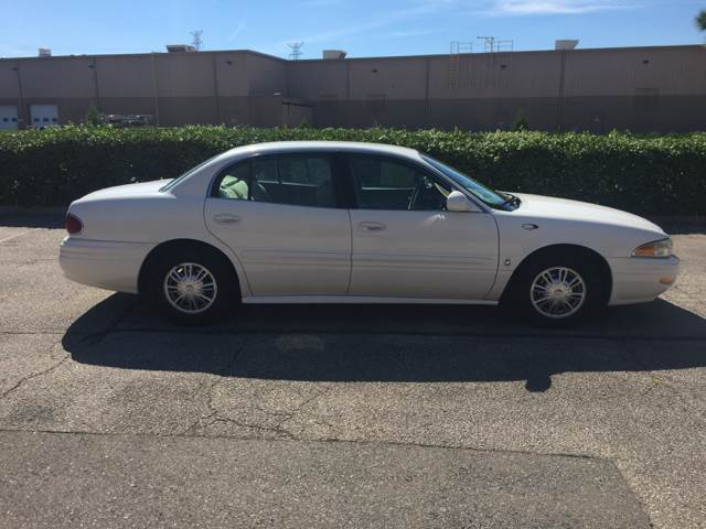 2005 Buick LeSabre for sale at AutoMax of Memphis - Dallas Flowers - Darrell James in Memphis TN