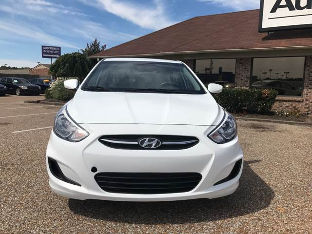 2015 Hyundai Accent for sale at AutoMax of Memphis - David Harper in Memphis TN