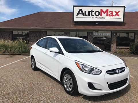 2015 Hyundai Accent for sale at AutoMax of Memphis - David Harper in Memphis TN