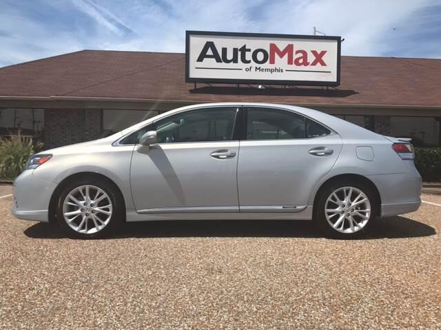 2010 Lexus HS 250h for sale at AutoMax of Memphis - Jason Wulff in Memphis TN