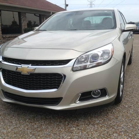 2016 Chevrolet Malibu Limited for sale at AutoMax of Memphis - David Harper in Memphis TN