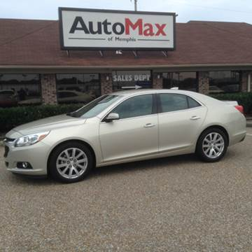 2016 Chevrolet Malibu Limited for sale at AutoMax of Memphis - David Harper in Memphis TN