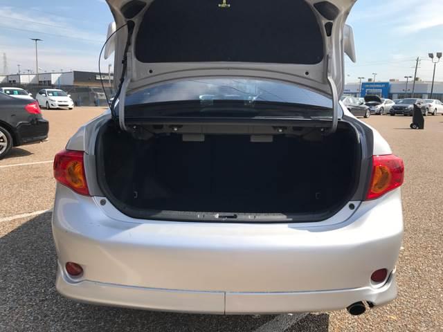 2009 Toyota Corolla for sale at AutoMax of Memphis - David Harper in Memphis TN