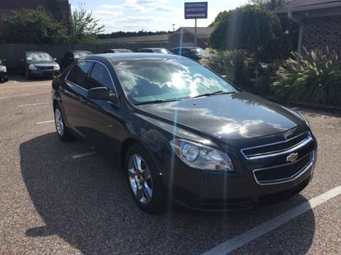 2012 Chevrolet Malibu for sale at AutoMax of Memphis - Dallas Flowers - Darrell James in Memphis TN