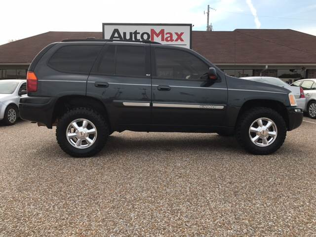 2004 GMC Envoy for sale at AutoMax of Memphis - Jason Wulff in Memphis TN