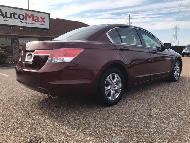 2012 Honda Accord for sale at AutoMax of Memphis - Jason Wulff in Memphis TN
