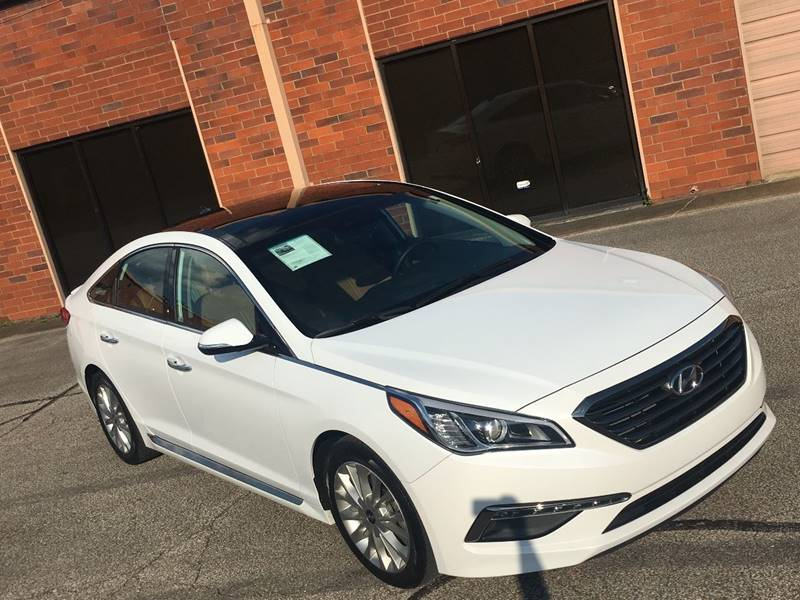 2015 Hyundai Sonata for sale at AutoMax of Memphis - V Brothers in Memphis TN