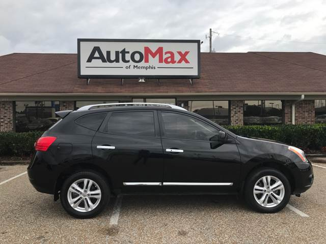 2013 Nissan Rogue for sale at AutoMax of Memphis - David Harper in Memphis TN