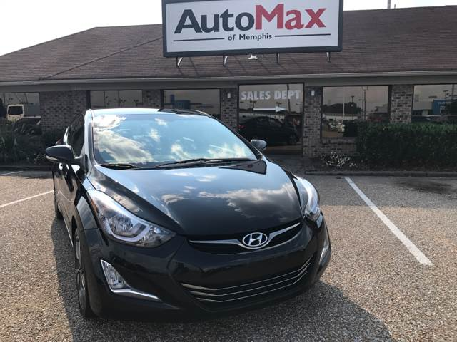 2014 Hyundai Elantra for sale at AutoMax of Memphis - JERRY HUNTER in Memphis TN