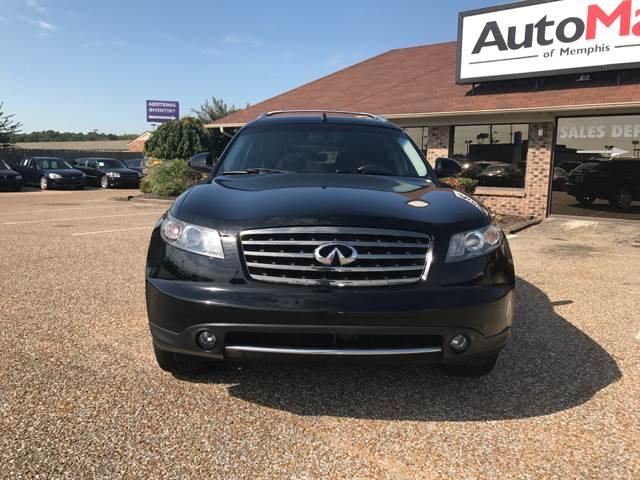 2008 Infiniti FX35 for sale at AutoMax of Memphis in Memphis TN
