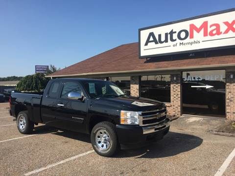 2009 Chevrolet Silverado 1500 for sale at AutoMax of Memphis - Dallas Flowers - Darrell James in Memphis TN
