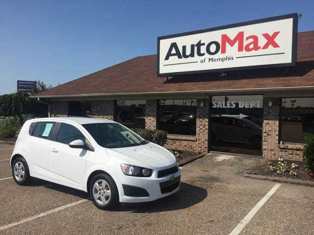2014 Chevrolet Sonic for sale at AutoMax of Memphis - Dallas Flowers - Darrell James in Memphis TN