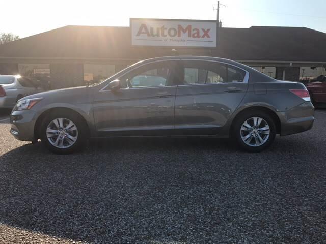 2012 Honda Accord for sale at AutoMax of Memphis - Jason Wulff in Memphis TN