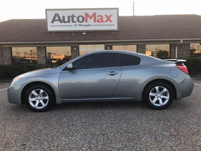 2008 Nissan Altima for sale at AutoMax of Memphis in Memphis TN