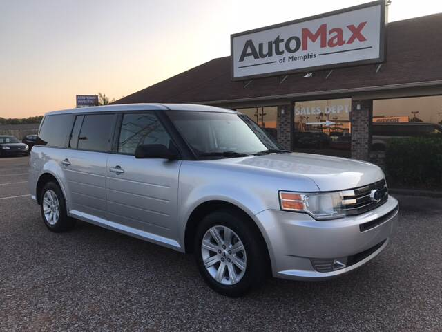 2011 Ford Flex for sale at AutoMax of Memphis - Jason Wulff in Memphis TN