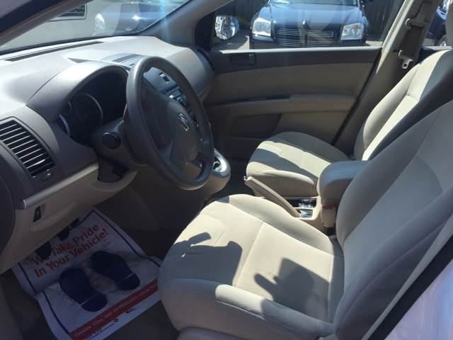 2012 Nissan Sentra for sale at AutoMax of Memphis - Dallas Flowers - Darrell James in Memphis TN