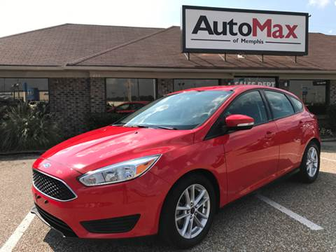 2016 Ford Focus for sale at AutoMax of Memphis - David Harper in Memphis TN