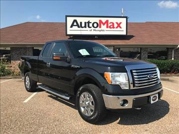 2011 Ford F-150 for sale at AutoMax of Memphis in Memphis TN