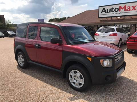 2008 Honda Element for sale at AutoMax of Memphis - Jason Wulff in Memphis TN
